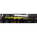 Caña Topsurf 4.20 Roja 200 A 300 Grs