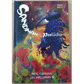 Sandman Prelúdio Vol 1 Capa Dura Vertigo Panini Books Novo