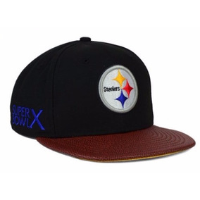 New Era Gorra Nfl Acereros Pittsburgh Super Bowl X Nueva db2cd764f39