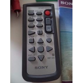 Control Remoto Videocámara Sony Handycam Dvd-408