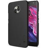 Motorola Moto X4 Frosted Premium + Lamina - Webphone