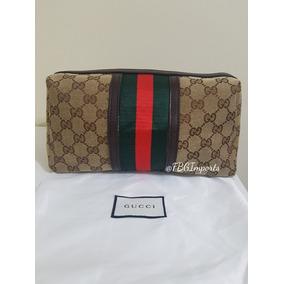 Necessaire Feminina Gucci - Calçados, Roupas e Bolsas no Mercado ... 6c5ed823f2