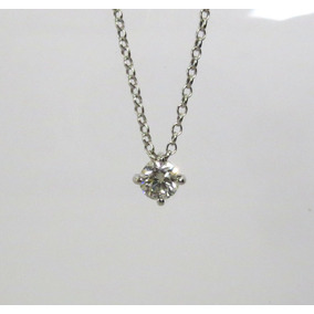 H.stern Colar Pingente Diamante Ponto De Luz Ouro 18k 750 - Colar no ... f1759c69ac