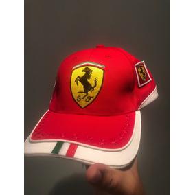 ac0ecbb68 Gorra Original Ferrari Nueva, De La Tienda En Maranello