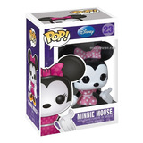 Funko Pop Minnie Mouse 23 Original Disney Scarlet Kids