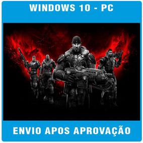 Gears Of War Ultimate Edition Pc Windows 10 - Gears 1