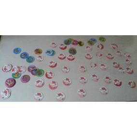 Coleção Ping Pong Animais - 49 Tazos Veja Descrição
