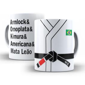 Caneca Jiu Jitsu Louça Canecas 1 Unidade No Mercado Livre Brasil