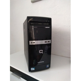 Cpu Compaq Amd X2 2.8ghz 4gb Ram Hd 320gb Grav. Dvd