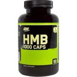 Hmb Optimum Nutrition 1000 Mg 90 Cps - Importado Eua