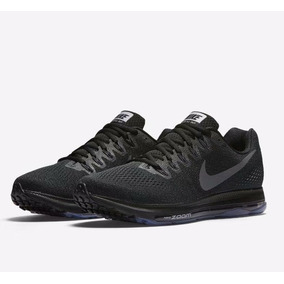 innovative design 772c3 27f1c Nike Hombres Zoom All Out Bajo Correr Zapatos Negro 878670-0