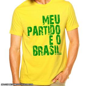 82ee719d80 Camisetas Manga Curta para Masculino em Goiás no Mercado Livre Brasil