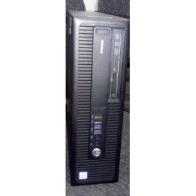 Pc Hp Elitedesk 800 G2 I5 6600 6ger 4gb Ddr4 Hd500