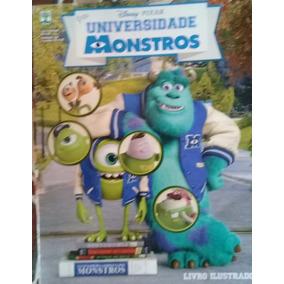 Álbum Figurinhas Universidade Monstros - Falta 50 Figurinhas