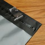 Envelope Cinza Segurança Saco Embalagem 26x36 26 X 36 - 500