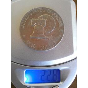 Dólar De Prata 1976. Mbc.