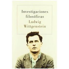 Livro Em Espanhol - Investigaciones Filosóficas