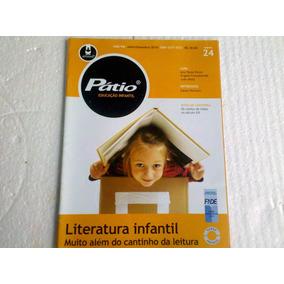 Revista Pátio Educação Infantil. Nº 24 Literatura Infantil
