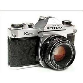 Cámara Pentax K1000 (1976-1997) De Colección