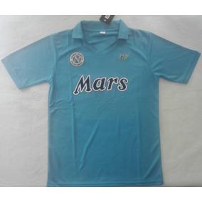 Camiseta De Maradona Napoli - Camisetas en Mercado Libre Argentina a8885308d2ff7