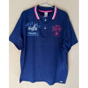 166ab557fc Uniforme Gola Polo Com Bolso - Camisetas e Blusas no Mercado Livre ...