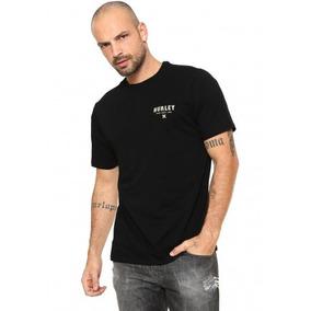 Camiseta Hurley Original - Camisetas Manga Curta para Masculino em ... 8413378e5bc0f