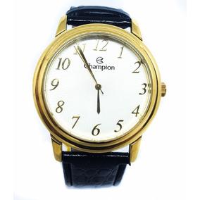 f1d9774f38c Relógio Acquamarine Analógico Qu070 Masc Unissex Champion - Relógios ...