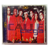 Cd - Calle Ciega - Caliente - 1998 - Original