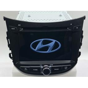 Central Multimidia Hyundai Hb20 Original Camera De Re Brinde