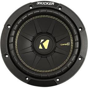 Kicker Compc Cwcd84 200w Rms 8-inch Dual 4-ohmios Coche Subw