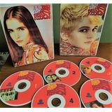 2 Dvd - Minissérie - Anos Dourados / Anos Rebeldes - Viva