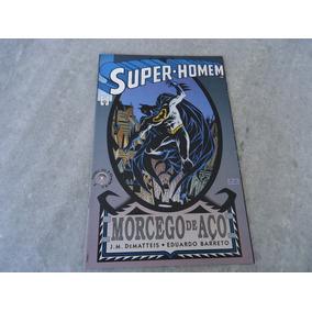 Super Homem - Morcego De Aço - Coleção Tunel Do Tempo - 1994