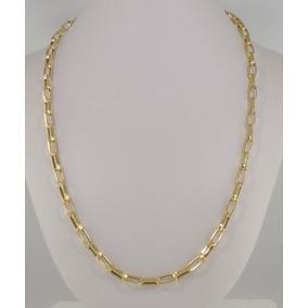943081a172f2d Corrente Em Ouro Sempre Joias Cartier Alongada 50cm 1406 - Joias e ...