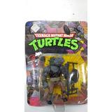 Figura Rocoso Tortugas Ninja Zona Retro Juguetería Vintage