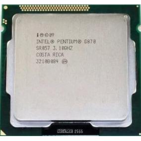 Processador Intel Soquete 1155 G870 / 3.1ghz 3mb / Lga1155