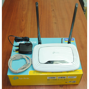 Router Inalambrico N Tp Link 300mbps Tl-wr841n Tienda Fisica