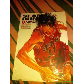 *jl Mangá Slam Dunk Takehiko Inoue 2 *