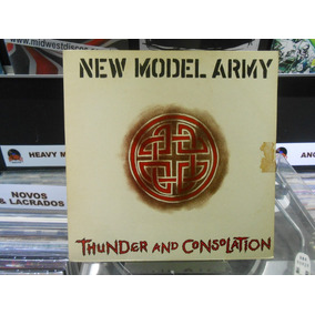 Lp New Model Army - Thunder And Consolation