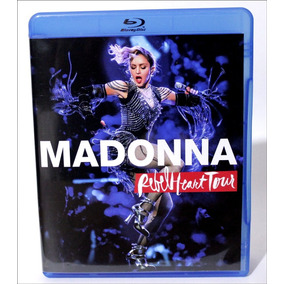 Blu-ray Show Madonna Rebel Heart Tour