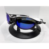 Óculos Oakley Juliet Azul 24k Double X Juliet Gold Original db1cddd3b2
