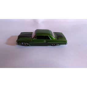 Hot Wheels ´65 Chevy Malibu Thunt (loose) Maxx88