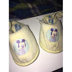 Pantuflas Mickey Mouse Bebe en Mercado Libre México a6622ef9668
