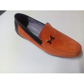 6ff67a50c4 Mocasines Coach Hombre - Zapatos Naranja en Mercado Libre México