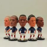 5 Mini Craques Kodoto Soccerwe França Copa Do Mundo 2018