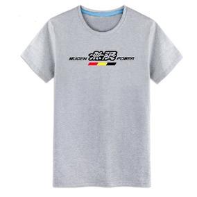 Camisa Camiseta Mugen Jdm Cinza 100% Algodão