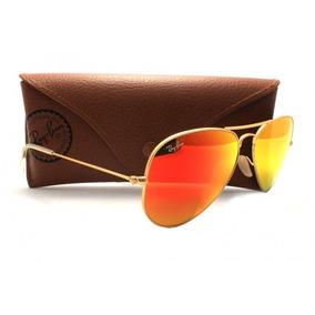 Ray Ban Aviador 3025 Vermelho De Sol - Óculos no Mercado Livre Brasil 020e50ac89