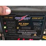 Protector Integral De Voltaje 220v 80amp (bifasico)