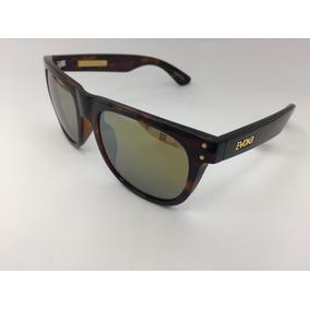 Oculos Solar On The Rocks Marron Tartaruga Lente Espelhada f62cddc7e8