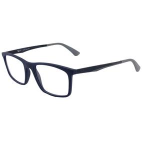 Oculos De Grau Masculino Ray Ban - Óculos Azul marinho no Mercado ... dfa89b4908
