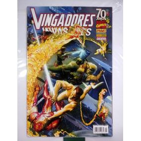 Vingadores & Invasores N° 3